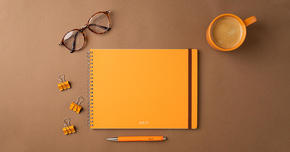個性的メーカー、マークスの「アイデア用ノート」
