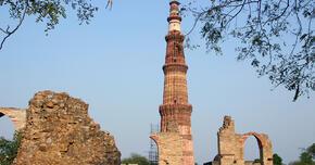ミナレット(尖塔)を巡る旅 ブハラ(ウズベキスタン)とデリー(インド)