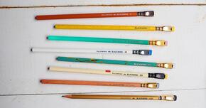 偉人たちが愛した鉛筆
