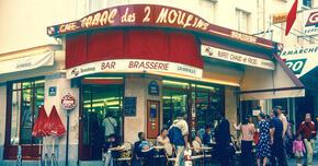1杯のコーヒーから始まる創造 クリエイターたちのカフェ(パリ、ウィーン、ニューヨーク)