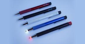 コロナ禍の中、学びに差をつける「光るペン」
