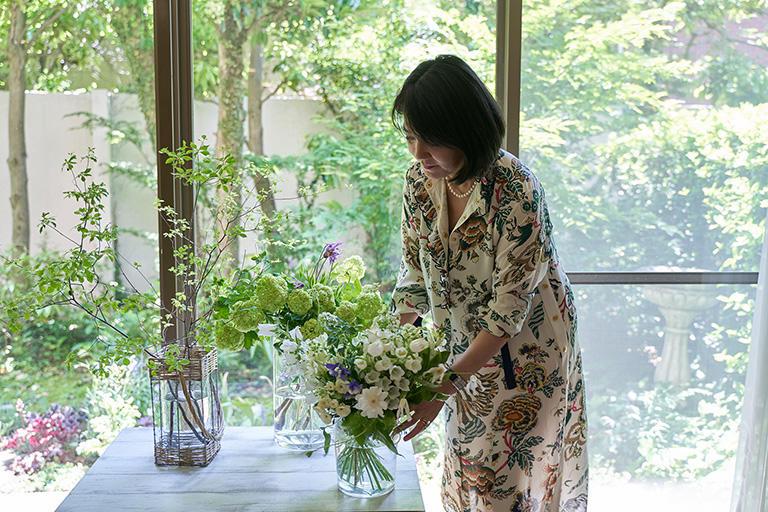 ジョセフィーヌの花束
