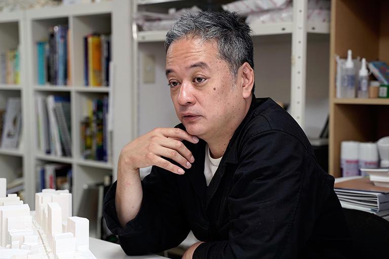 建築家 太田浩史さん