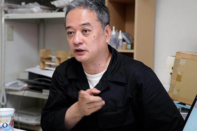太田浩史さん(建築家)