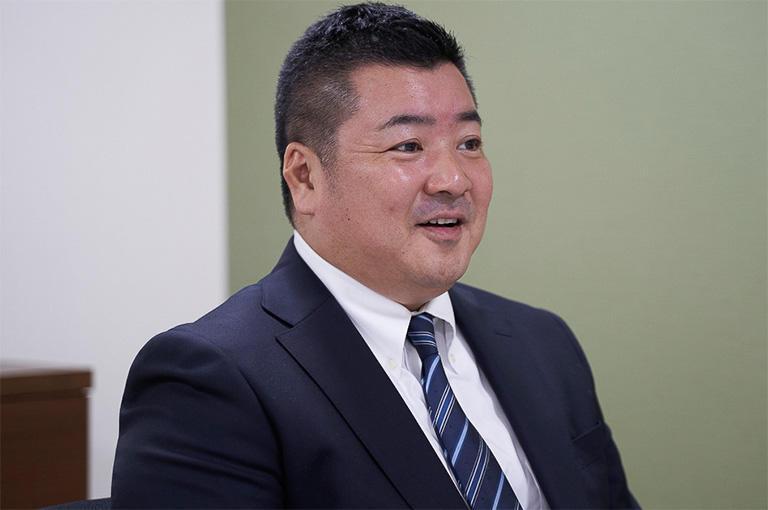 ↑興津螺旋株式会社 柿澤宏一社長
