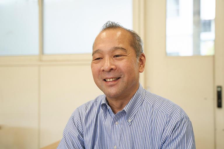 特定非営利活動法人「16歳の仕事塾」理事長 堀部伸二さん