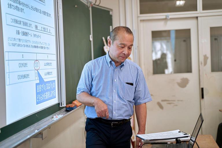 同じ学校でも教室によってまったく雰囲気が違うのは担任の先生によるところが大きいんです。