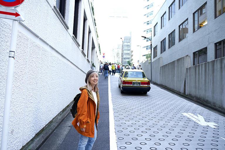 武蔵野台地の東端に位置する虎ノ門・六本木・赤坂エリアには坂がいっぱい