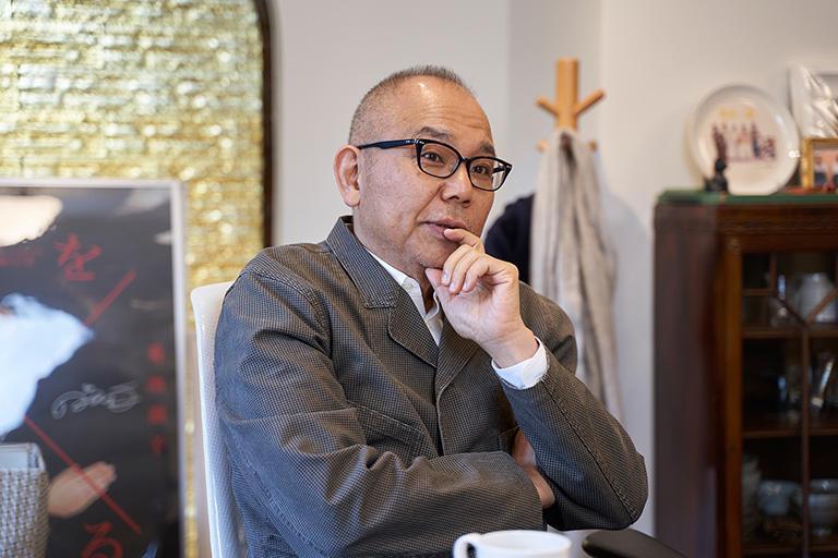 田中泯さんとの衝撃的な出会い。そしてドキュメンタリー制作へ。