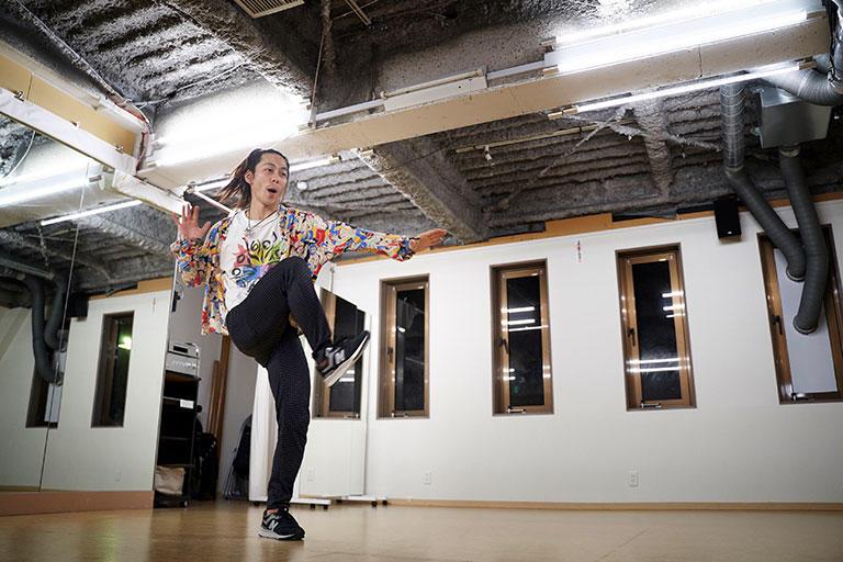 香瑠鼓さんに出会って、初めて自分の踊りを踊っていいと思えた