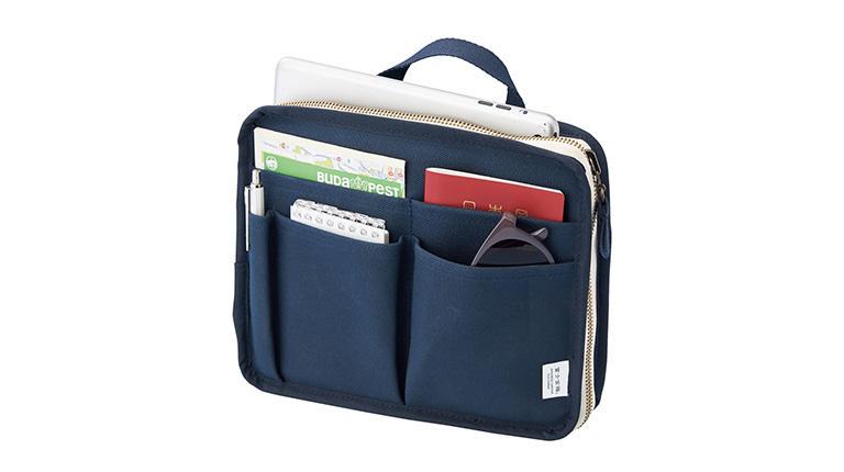 「バッグインバッグ」は小さなオフィス