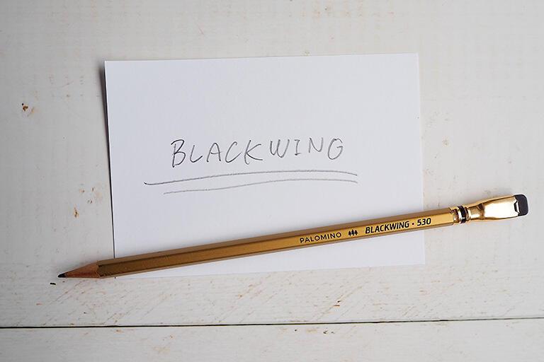 クリエイターたちに愛された「ブラックウィング」