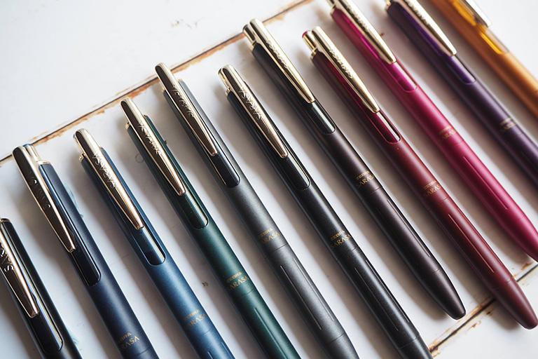 大人のカラーペン