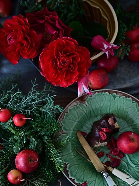 12月はクリスマスの華やかな飾り付けも楽しみなシーズンです。