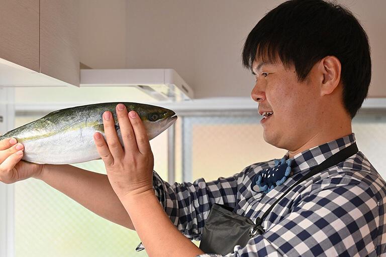 日本の魚食文化を世界に向けてどんどん発信していきたい