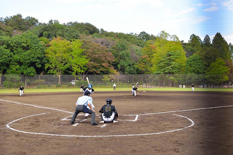 人間模様も草野球の楽しいところです
