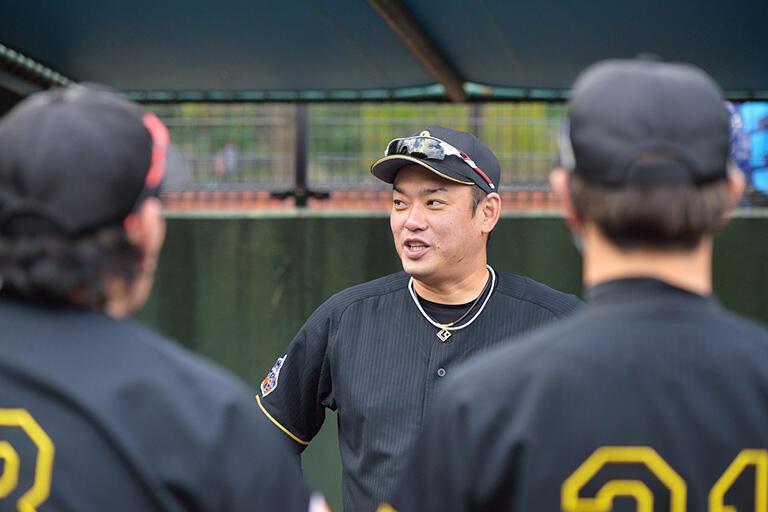 指導者として「体を壊さない野球」を伝えたい