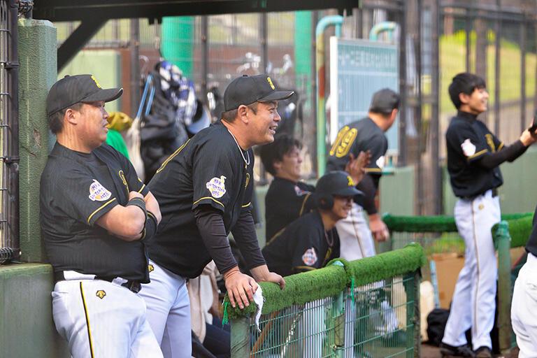 とにかく野球ってこんなに楽しいんだから、できるだけ長く野球を楽しんでもらいたいんです