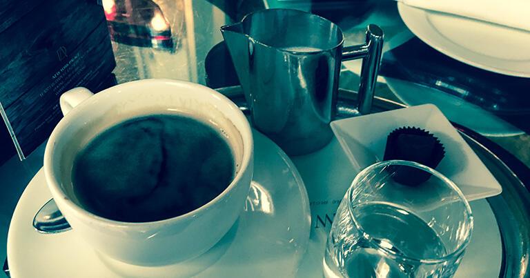 カフェの誕生