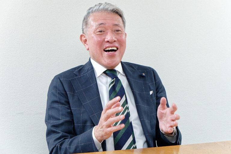 ラーメン店での修行を経て2006年に「クックピット株式会社」を設立した本間義広さん。