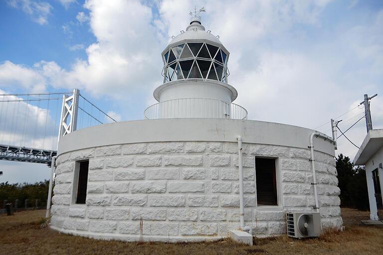 ブラントンの設計した鍋島灯台