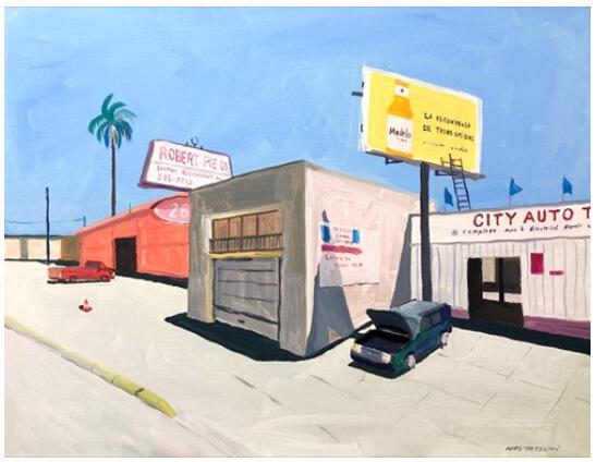 Street View Journey : California 2020