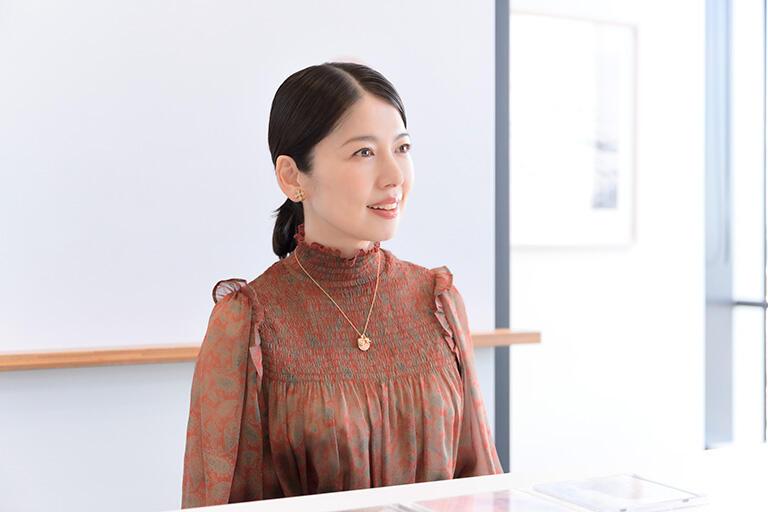 純名里沙さん